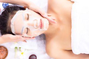 soin visage feuilles de collagene